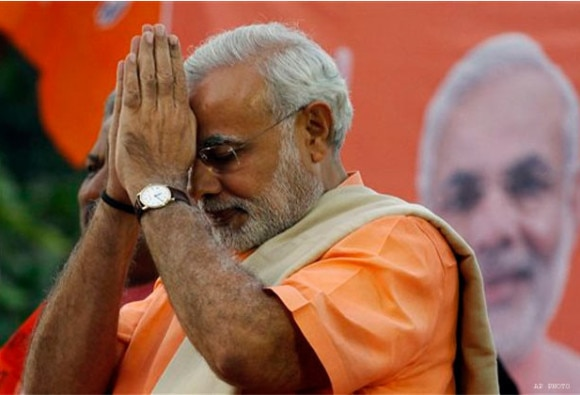 Narendra Modi to make his first Kerala visit as PM amid row over snub to CM Oommen Chandy