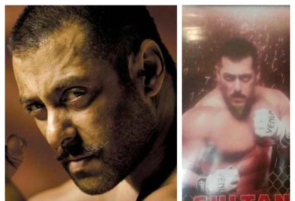 First poster of Salman khan starrer 'Sultan'