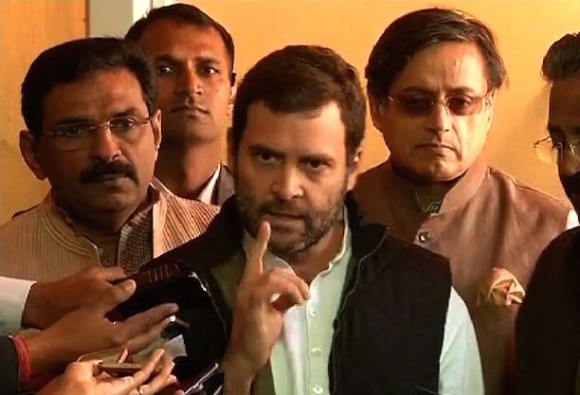 I wanted to go to temple in Assam but RSS people stopped me : Rahul