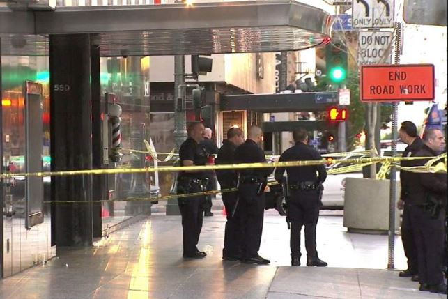 One killed, three injured in shooting at Standard hotel in downtown