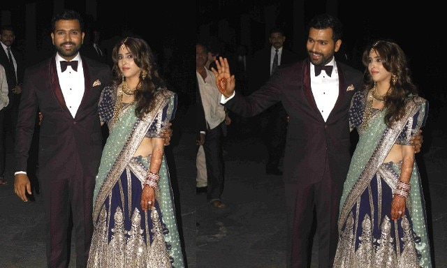 Cricketer Rohit Sharma to tie knot with Ritika Sajdeh