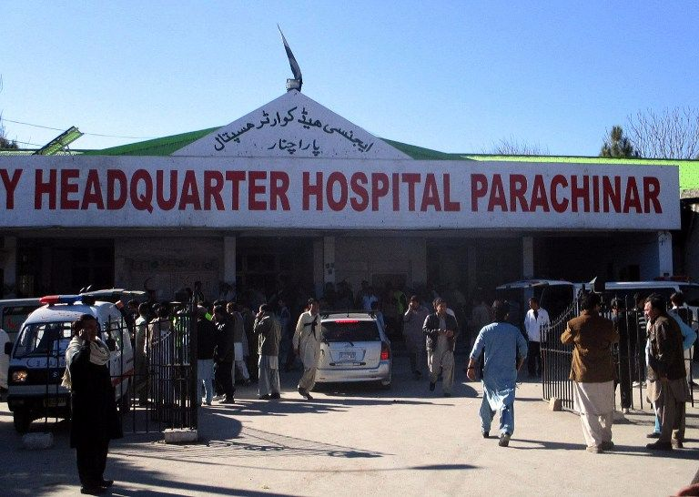 Pakistan market bomb leaves 24 dead and scores wounded