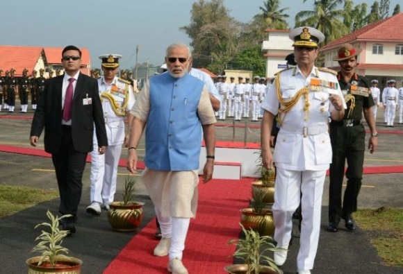 PM to address combined commanders' conference in Kochi