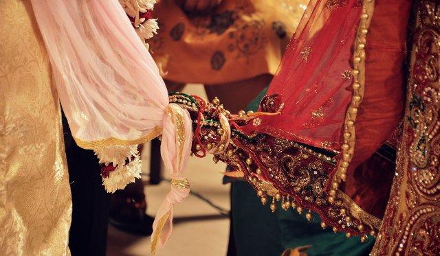 Bride dies during marriage