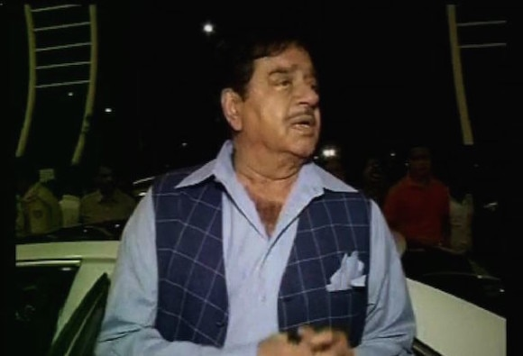 Shatrughan Sinha: I am honest about 'baharwali' in biography