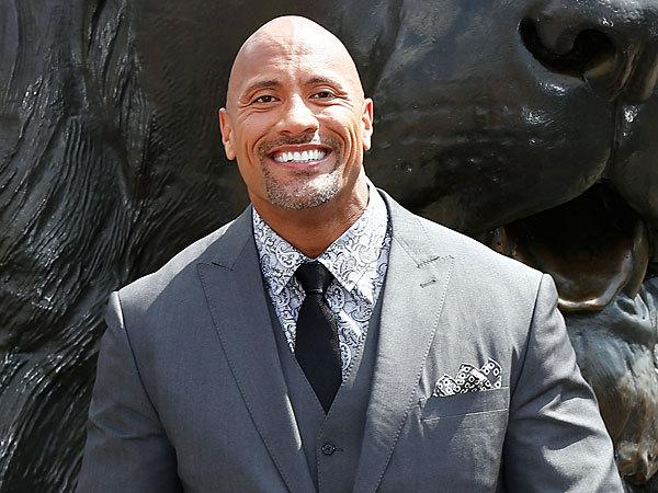 The Rock's New Baby Is Here!