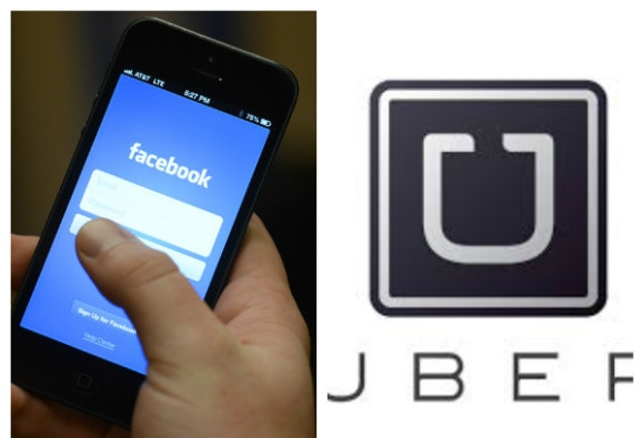 Facebook brings Uber rides to Messenger