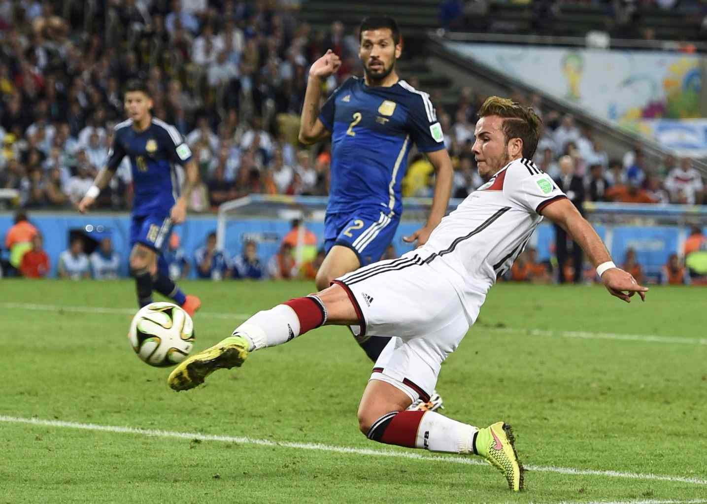 One billion watched 2014 FIFA World Cup final on TV