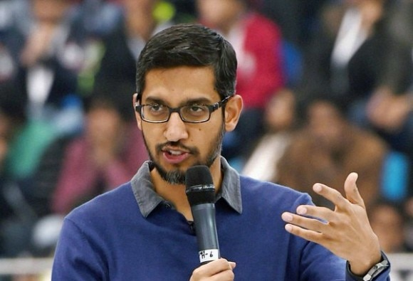 sunder pichai says , i will ask to my mother