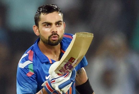 Chance for Virat Kohli to break AB de Villiers' record