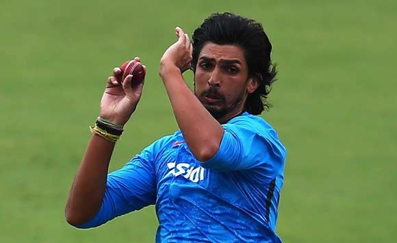 Ishant Sharma fit for second ODI against Australia