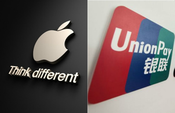 Apple & China UnionPay to Bring Apple Pay to China