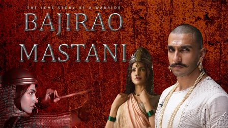 FILM Bajirao Mastani