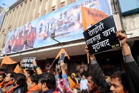 BJP, VHP, Bajarang Dal protest against 'Dilwale'