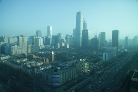 China smog: Beijing issues second ever pollution red alert