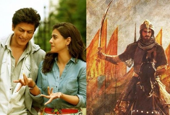 Who wins the battle between dilwale and bajirao mastani?
