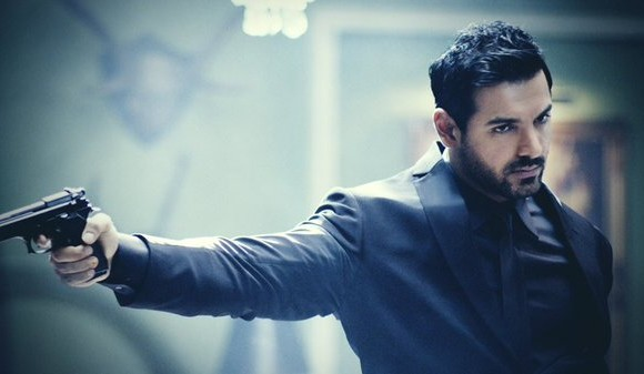 First look of John abraham in 'Rocky handsome'