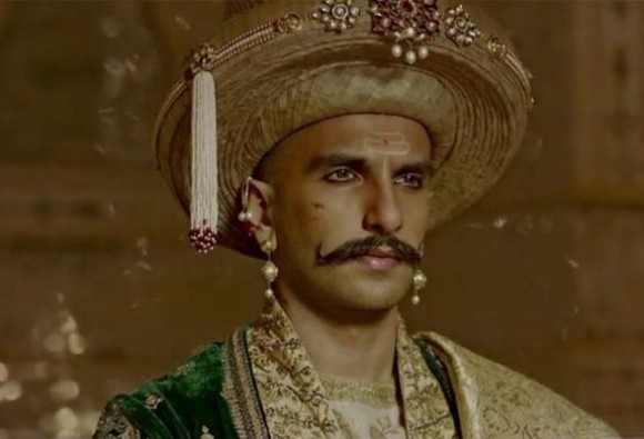 Ranveer singh speaks on protest against 'Bajirao Mastani'