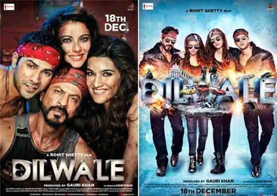 Dilwale Box Office Collection in overseas
