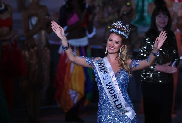 Miss world 2015: Spain's Mireia Lalaguna Royo Takes win