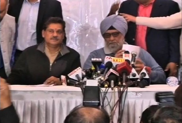 Kirti Azad claims against Arun Jaitly in Delhi Press Conference