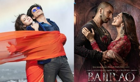 Box office, 2nd day: saturday collection of 'dilwale' and 'bajirao mastani'