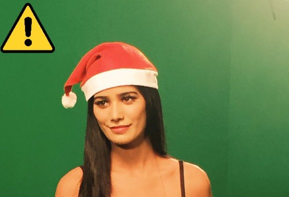 Poonam Pandey gift fans 'sexy video' on Christmas