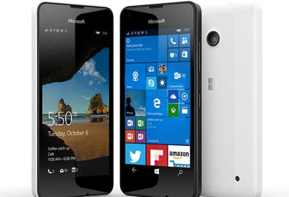 Microsoft Lumia 550 launched in India at Rs 9399,