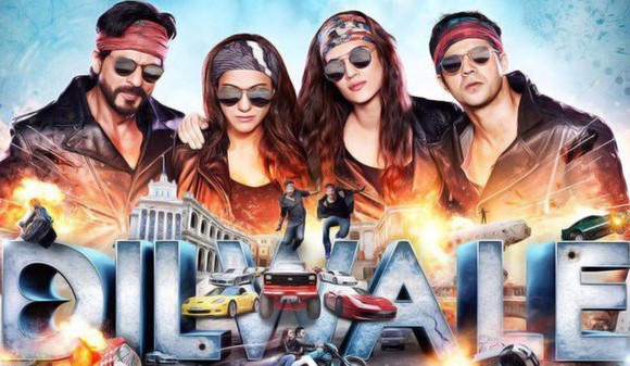 Box Office: SRK movie Dilwale Has A Great Opening Weekend!