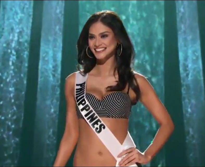 Miss Philippines Pia Alonzo Wurtzbach is crowned Miss Universe 2015