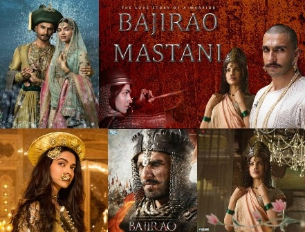 Box Office: weekend collection of 'Bajirao mastani'