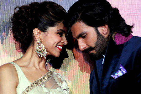 Don't see love triangle happening in my life: Ranveer