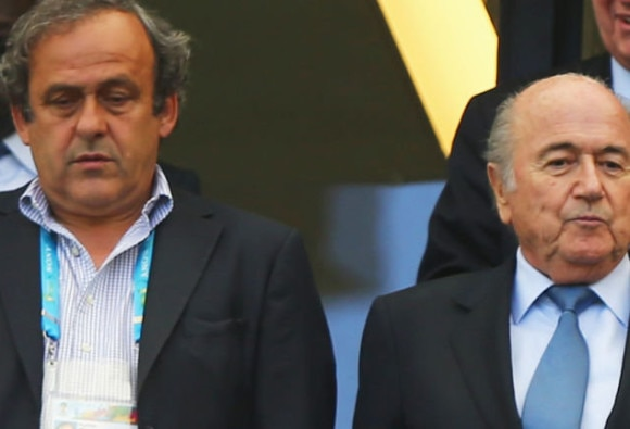 FIFA bans Blatter, Platini for eight years