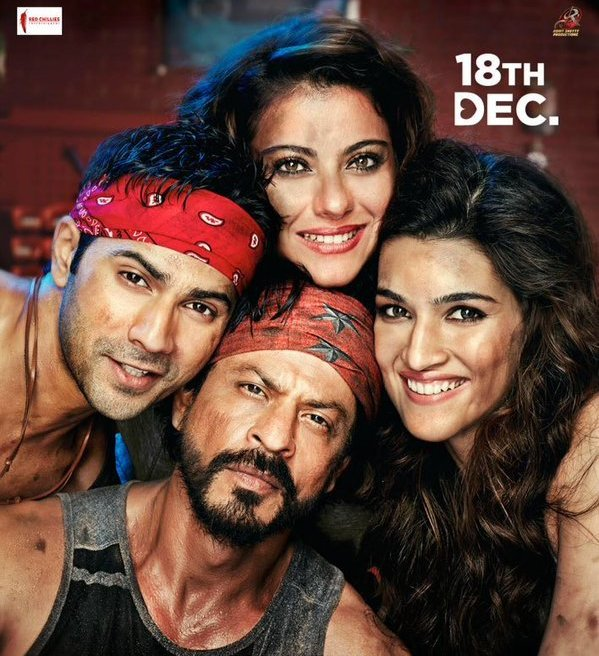 Dilwale Pakistan Box Office Collection