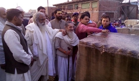 up government asks for report on ram mandir