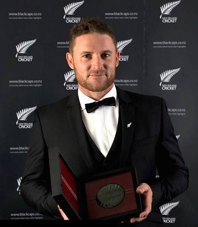 BLACKCAPS captain Brendon McCullum sets retirement date