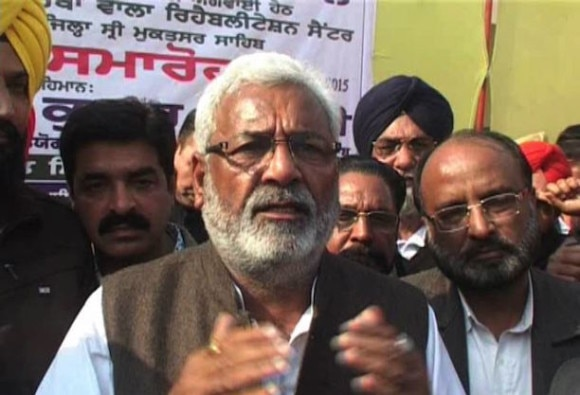 Booze not 'intoxicant', says Punjab health minister