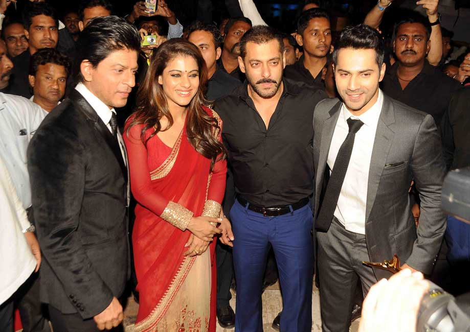 Photos: Celebs at the Stardust Awards 2015