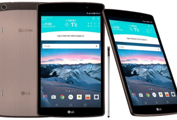LG G Pad II 8.3 LTE With 8 Megapixel Camera Launched