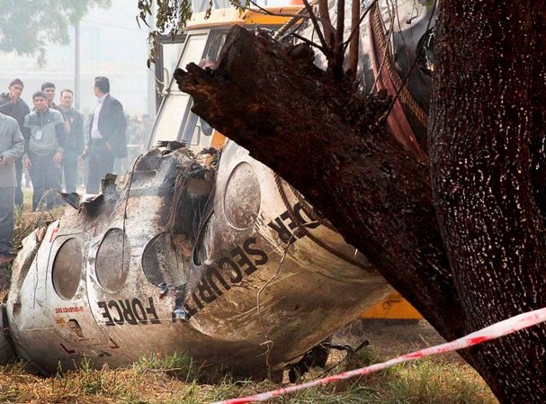 BSF plane clashes