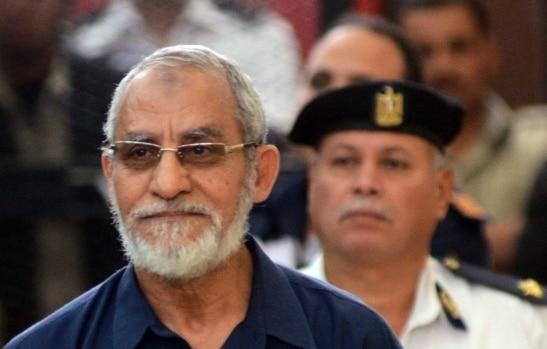 Egypt Brotherhood chief Mohammed Badie