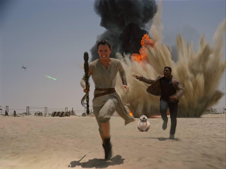 'Star Wars' overtakes 'Jurassic World' for biggest global debut