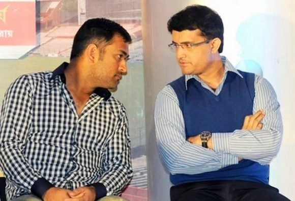Ganguly says Dhoni has still cricket left in him