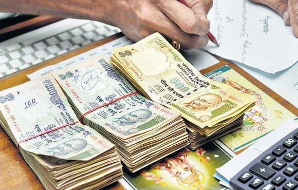 7 Lakh Under Bed, 5 iPhones, 20 Luxury Watches Found In Clerk's House