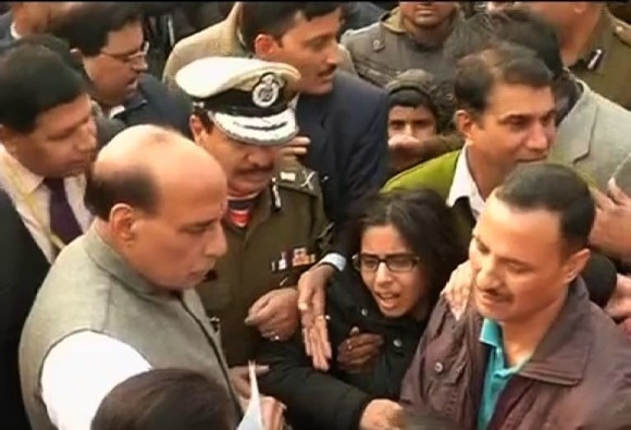 Delhi Plane crash: A question to Rajnath Singh by martyr daughter