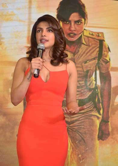 Priyanka Chopra recalls slapping fan over 'misbehaviour'