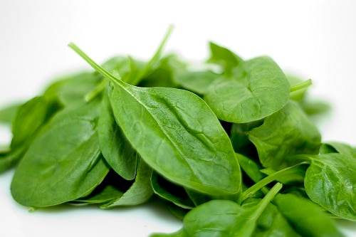 health benefits of spinach