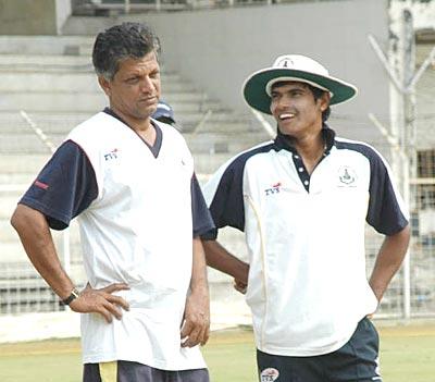 Raman, Hirwani, Sekar appointed NCA coaches