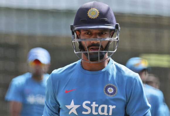 dhwan's form will create problem for dhoni