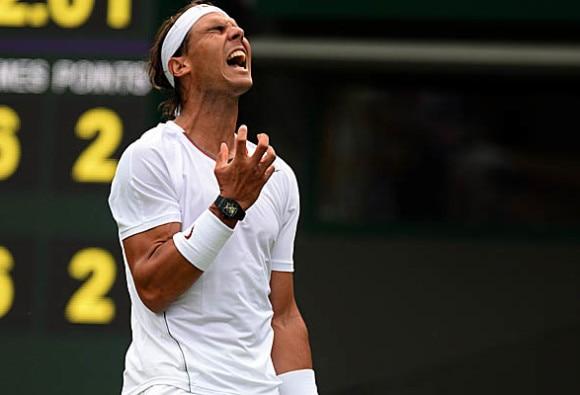 Feared failure in whole year, says Rafael Nadal